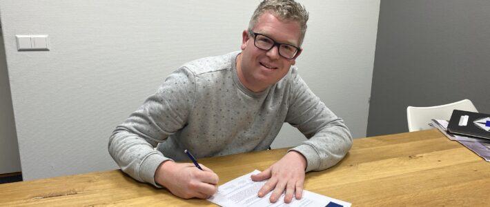Maarten Brandsma start als Leidinggevend monteur
