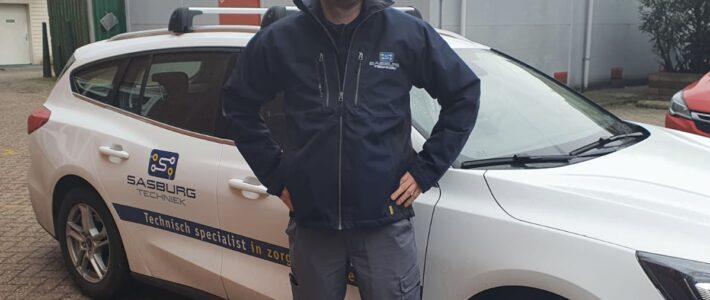 Specialist Volkert de Hoon start als Service Engineer