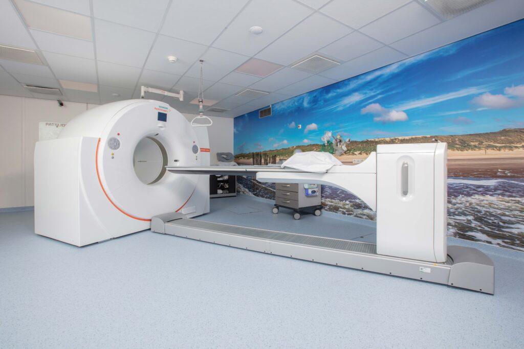 Nieuwe CT-PET scan Medische classificatie K1