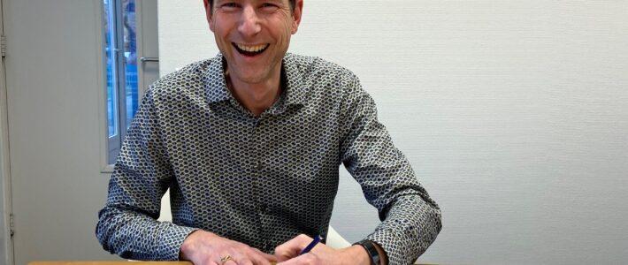 Paul van Mulukom start als projectmanager